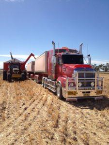 Bulk Truck Evan Whitbourne